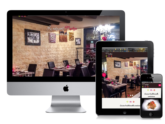 Le restaurant Maritza à Angoulême